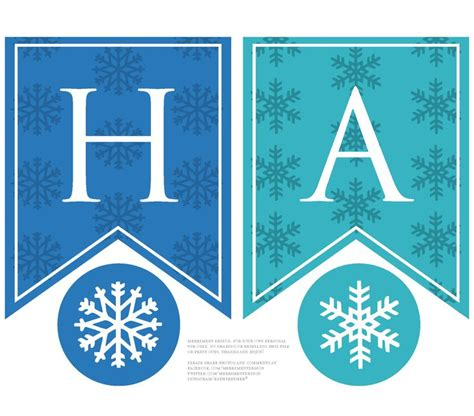 printable snowflake banner 76 best images about frozen birthday party theme on