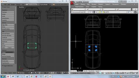 dwg format blender exporting from autocad to blender directly blender 3d