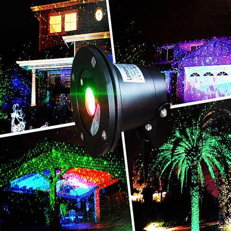 Aliexpress Com Buy Christmas Waterproof Laser Landscape