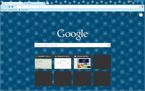 themes for google chrome christmas christmas pixel snowflake google chrome theme weasyl