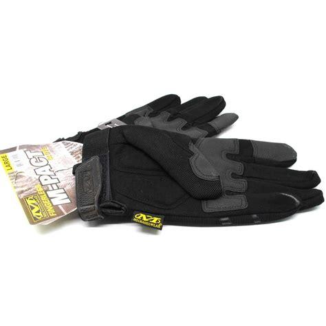 Sarung Tangan sarung tangan motor mechanix road size l black