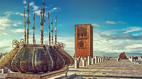 Morroco Style by Rabat Seeks To Become World Cultural Capital French