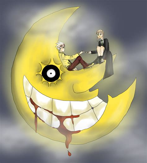 Where To Find Wallpaper by Collab Soul Eater Moon By Neon Fizz On Deviantart