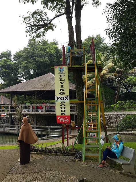 Lu Sorot Buat Taman ski tas tajur taman wisata populer buat warga bogor liburkeluarga