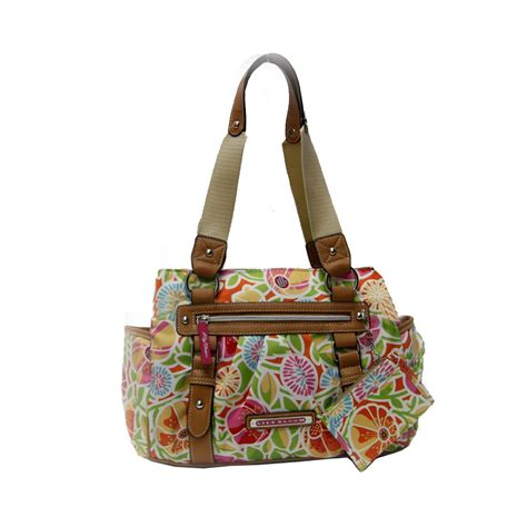 lily bloom triple section satchel lily bloom women s garden triple section satchel handbag