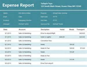 microsoft word expense report template expense report office templates