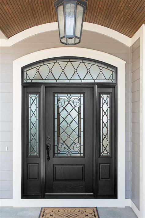 Sidelights Front Door Pella Front Doors With Sidelights Versatile Durable Fiberglass Front Doors With Decorative