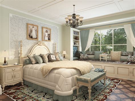 new classicism style with cloakroom large 3d model max