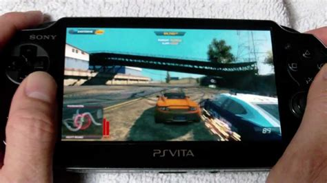 Ps Vita Need For Speed Most Wanted ps vita review need for speed most wanted