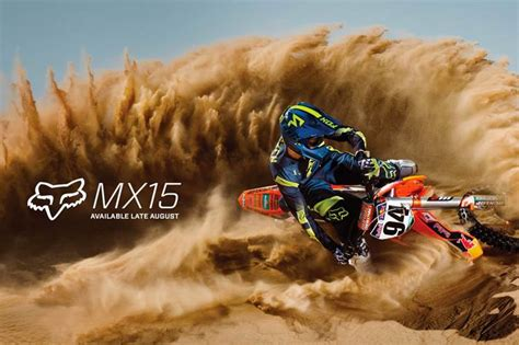 fox motocross wallpaper fox mx presents mx15 the brotherhood of motocross