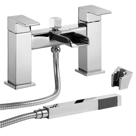 bath tap and shower mixers dunk waterfall bath shower mixer tap