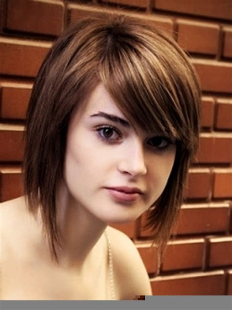 19 Short Haircut for Round Face 2017   Hairstyle Haircut Today