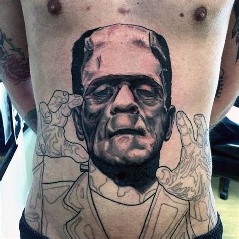 frankenstein tattoos top 80 best frankenstein tattoos for design