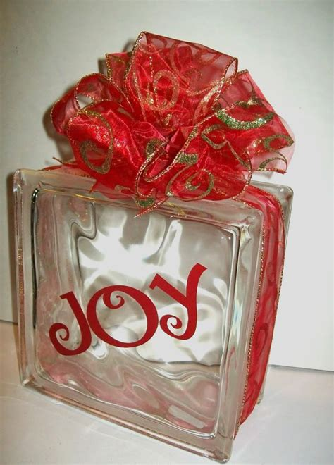 184 best images about glass block crafts on pinterest