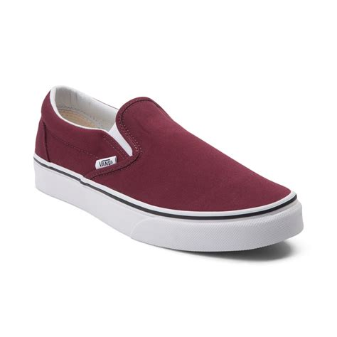 vans slip on shoes vans slip on skate shoe 498988