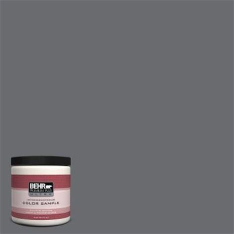behr premium plus ultra 8 oz ppf 49 platinum gray interior exterior paint sle ppf 49u the