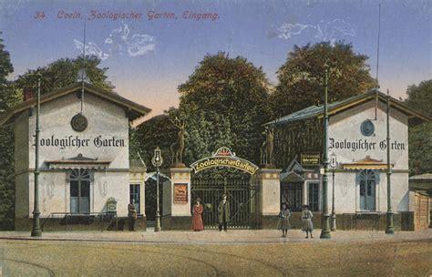 Zoologischer Garten In Köln by K 246 Ln Rhein Nordrhein Westfalen Zoologischer Garten