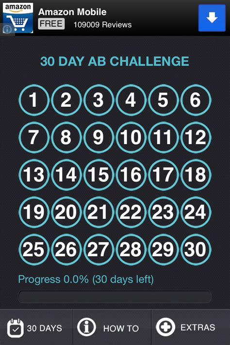 30 day ab challenge app 30 day ab challenge app musely