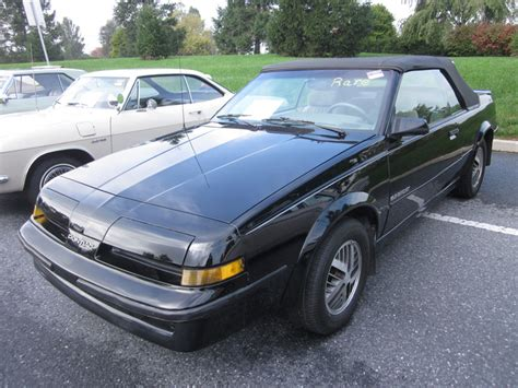 1987 Pontiac Sunbird 1987 pontiac sunbird information and photos momentcar