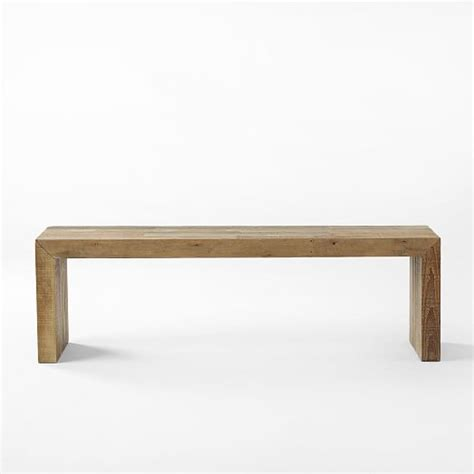 bench store locator emmerson 174 reclaimed wood dining bench west elm