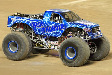 blue thunder truck blue thunder racing the blue thunder truck