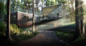 Home Design 3d Software List best of week 01 2015 forest house by matus nedecky