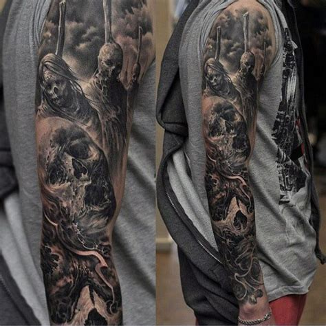 tattoo sleeve drawings for men top 100 best sleeve tattoos for cool designs and