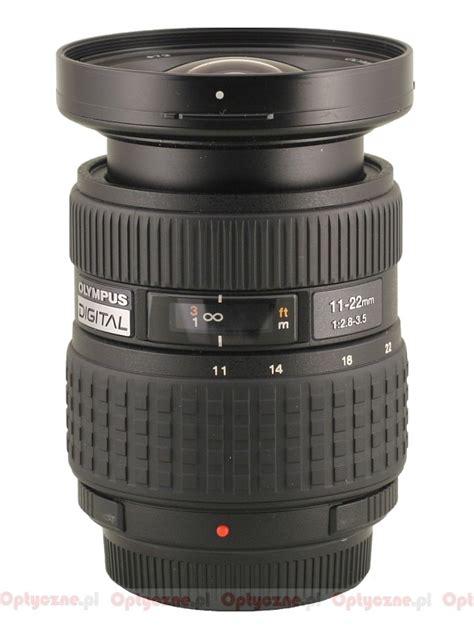 olympus zuiko digital 11 22 mm f 2 8 3 5 optyczne pl
