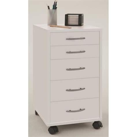 caisson bureau blanc caisson de bureau freddy blanc achat vente caisson de