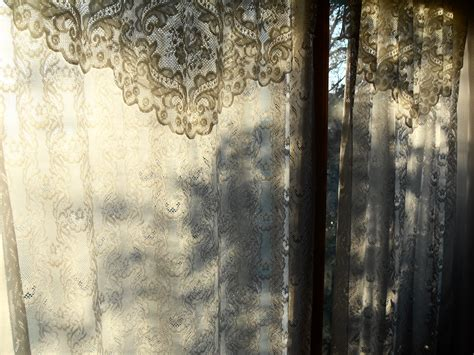 black and white lace curtains white lace curtains on a winter afternoon ii centuries
