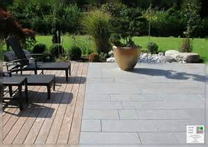 terrasse stein und holz terrasse holz und stein kombinieren bvrao