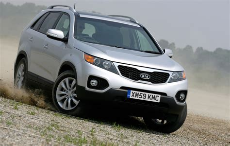 Kia Sorento Fuel Capacity Kia Sorento Car Technical Data Car Specifications