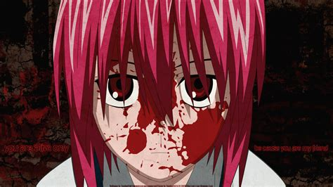 anime elfen lied anime gore images lucy elfen lied hd wallpaper and