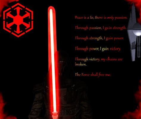 sith code tattoo 48 best images about sith on peace is a