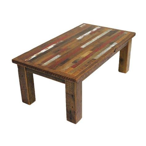 colored coffee table tartan multi colored barnwood coffee table rustic living