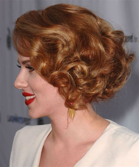 Curly Hairstyles For by 22 Glamorous Curly Hairstyles And Haircuts For