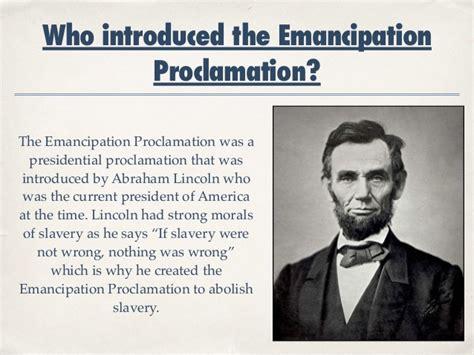 abraham lincoln biography emancipation proclamation emancipation proclamation 2014