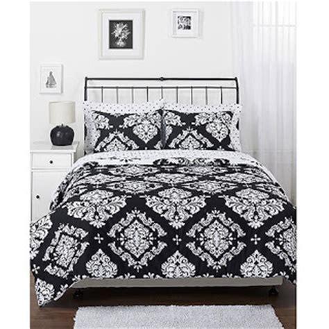classic noir reversible comforter set the classy woman 174 wow for walmart decor under 100