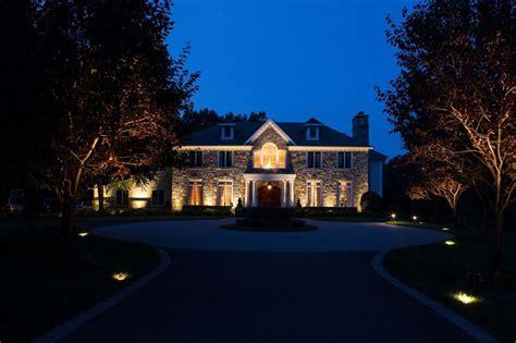 Decorative Landscape Lighting Landscape Lighting Security Vs Decorative