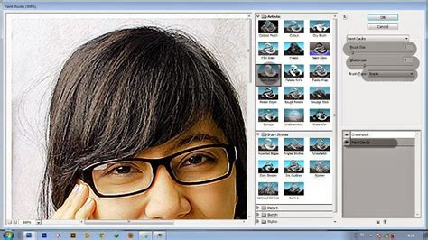 tutorial buat foto smudge tutorial smudge painting dengan photoshop