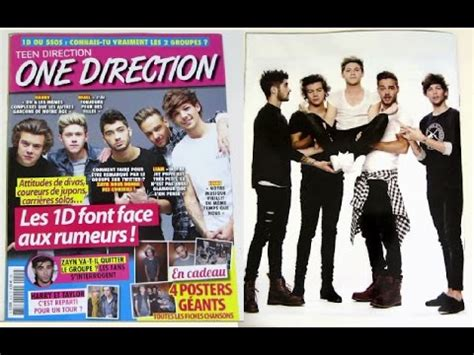 louis tomlinson poster one direction magazine with posters preview niall horan