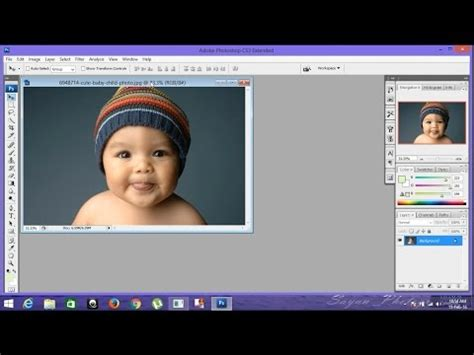 photoshop tutorials cs3 in hindi learn adobe photoshop cs3 starting basics hindi doovi