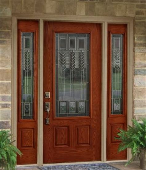 Exterior Fiberglass Doors With Sidelights Entry Doors With Sidelights Fiberglass Entry Doors With Sidelights