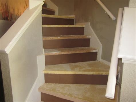 paint for basement stairs how we refinished our stairs diy style design gab with adentro designs