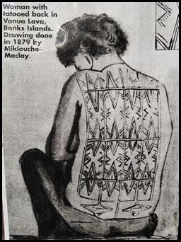 vanuatu tribal tattoos beez neez hats and bits pv