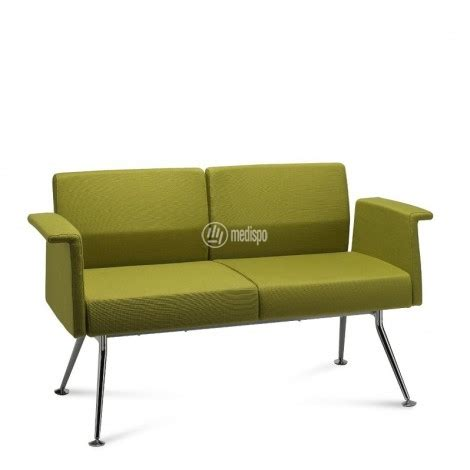 divanetto a due posti divanetto sala d attesa a due posti per centro medico