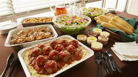 Olive Garden Home Delivery by Olive Garden Launches Catering Delivery Nationwide Announces New Menu Items Chew Boom