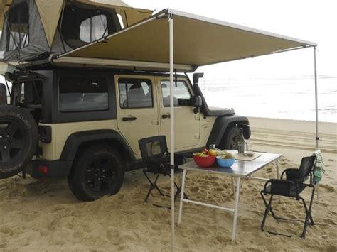 jeep wrangler awning 17 best ideas about jeep cing 2017 on pinterest jeep