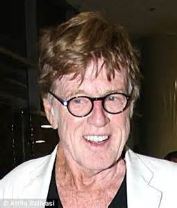 robert redford hair how does robert redford keep such a lustrous head of hair