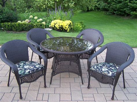 resin patio dining sets crboger resin patio dining sets darlee 7 resin